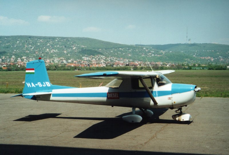 HamPage- Cessna aircraft in Hungary