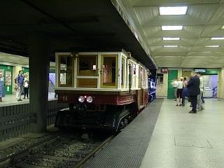 ブダペスト地下鉄の画像 p1_21